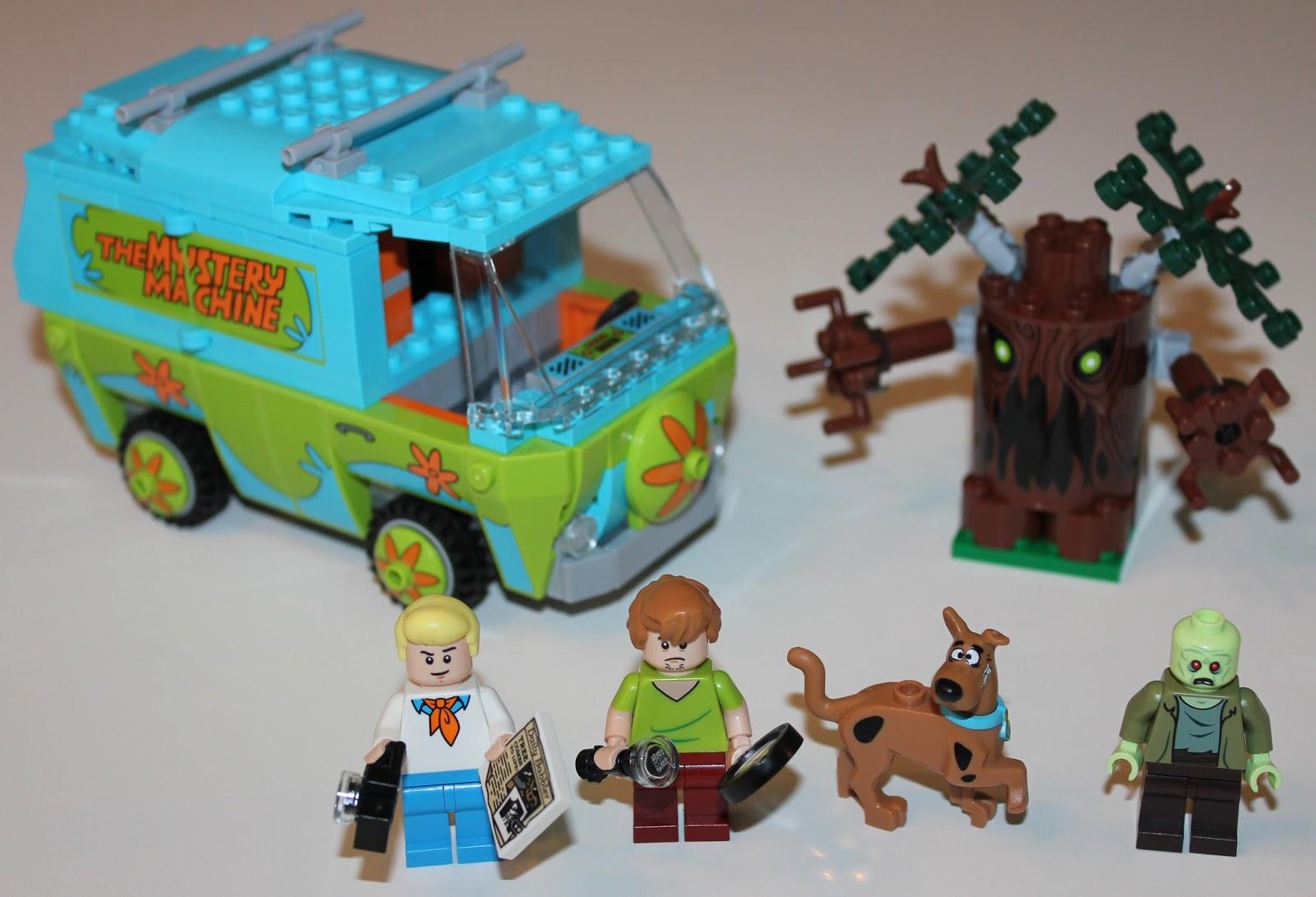 Sons Of Scooby TwilightLego Doo Machine Mystery xrdBeCo