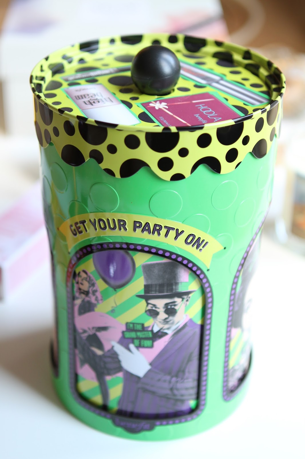Benefit get your party on christmas gift set