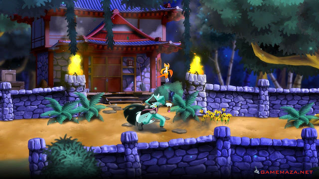 Dust an Elysian Tail Gameplay Screenshot 5