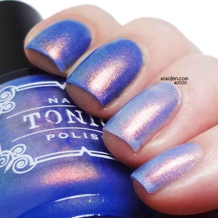 xoxoJen's swatch of Tonic What Dreams