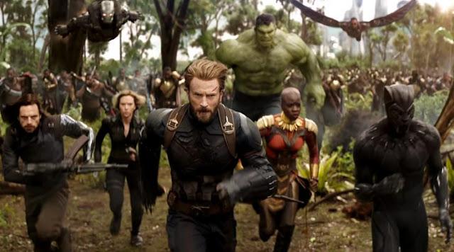 Sale a la luz el nuevo tráiler de 'Avengers: Infinity War'