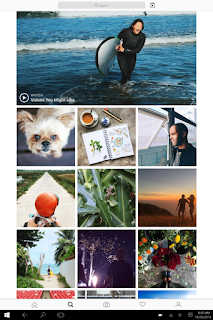 Instagram App for Windows 10 PCs and Tablets