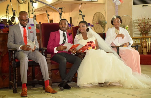 image result for OC Ukeje wedding