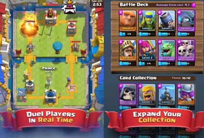 Clash Royal Mod Android ios game