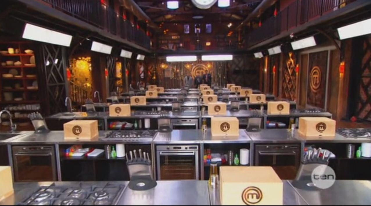 Masterchef Kitchen Design