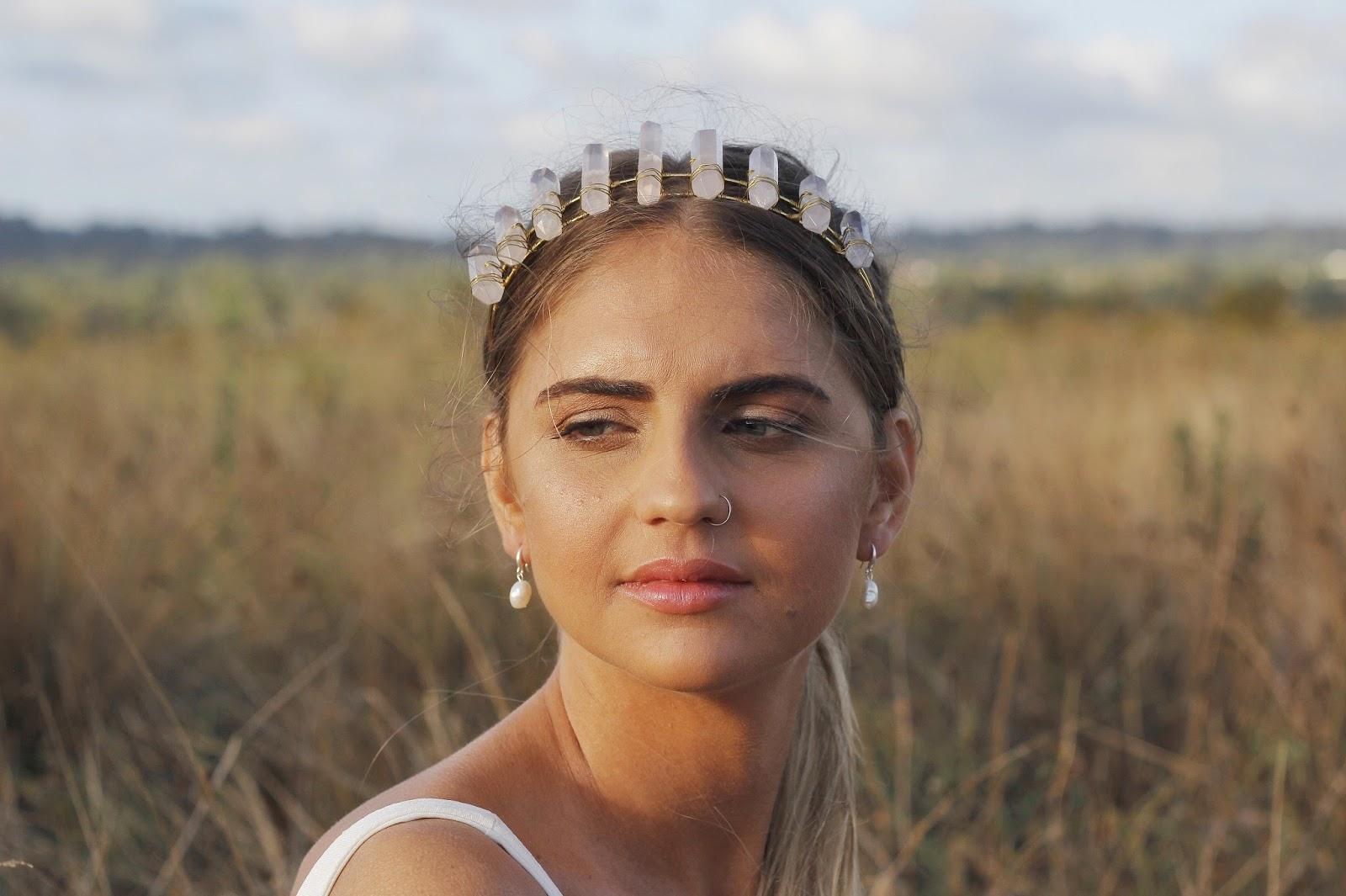 BRIDAL: LAVENDER & LILAC | BRIDAL HEADPIECE COLLECTION 2018