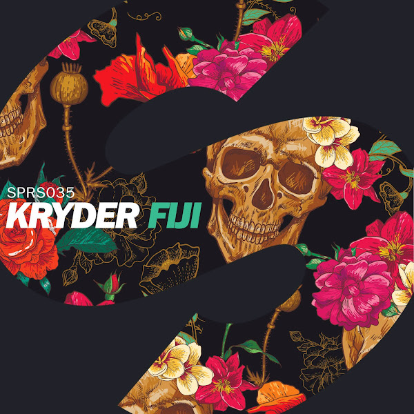 Kryder - Fiji - Single  Cover