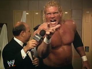 WWF / WWE: WRESTLEMANIA 8 - Sid Justice battled Hulk Hogan in the main event