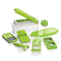 12-Piece All-in-One Food Prep Set