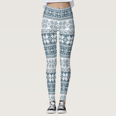 Choose Any Colour Winter Sweater Leggings