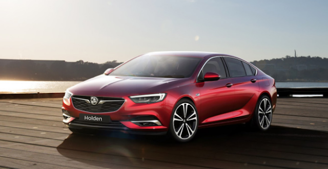 The brand-new Opel Insignia might be a great Buick, but it's a sad Holden Commodore
