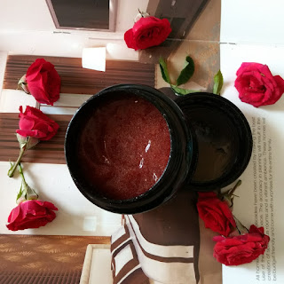 The Body Shop British Rose Exfoliating Gel Body Scrub Review