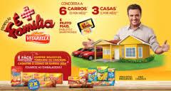 """Promoção Vitarella 2015 - Promoção """" É + Família"""""""