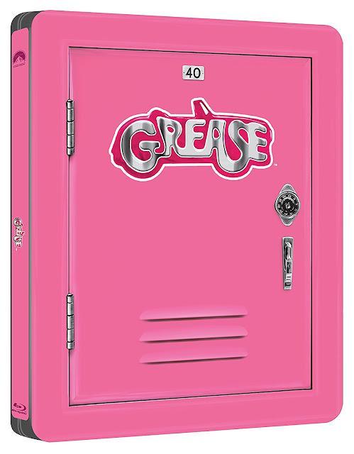 Grease Home Video