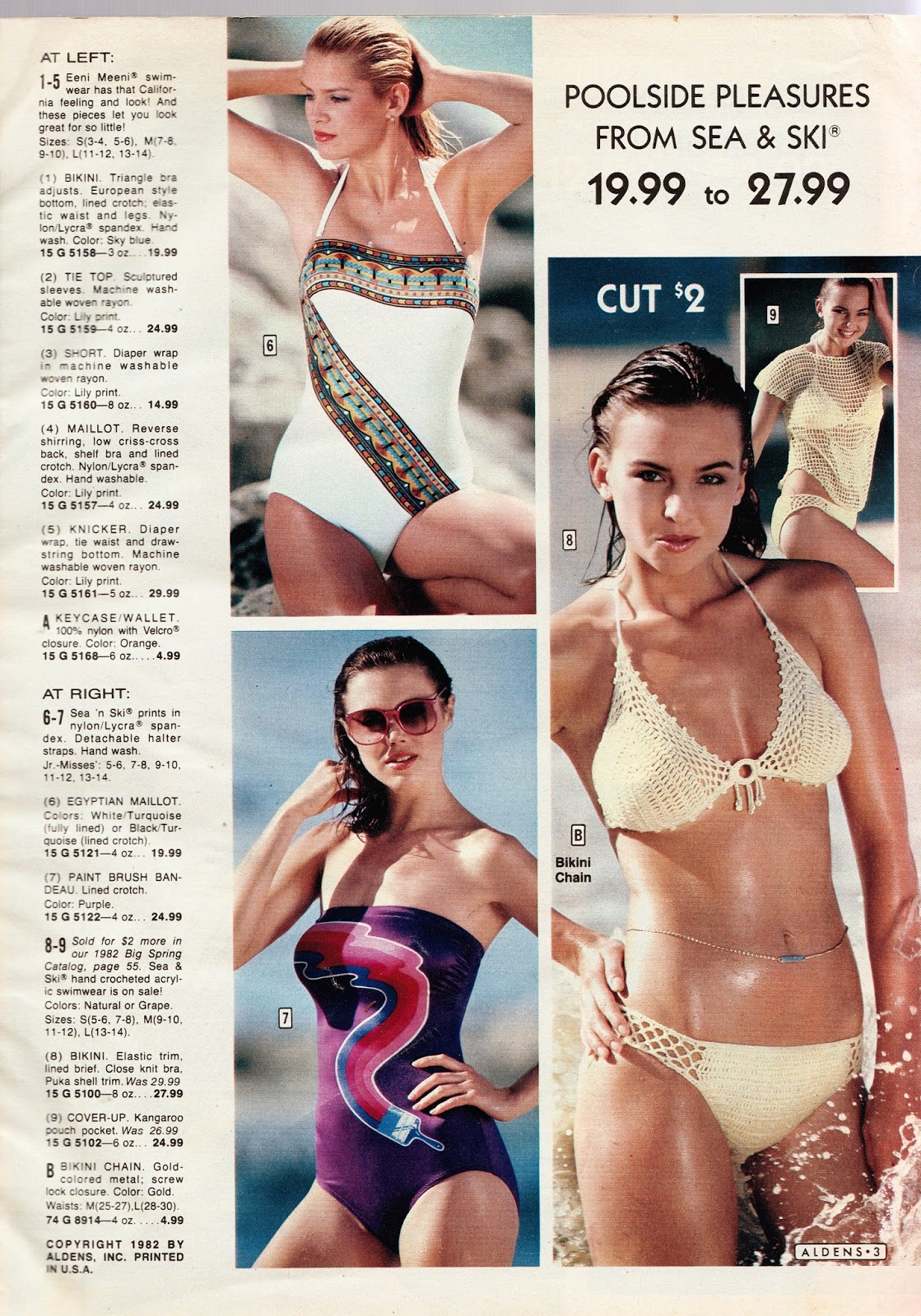 c1aad2af370fa Kathy Loghry Blogspot  Sizzlin  Sears Swimsuits - (Part 7) Challenge ...