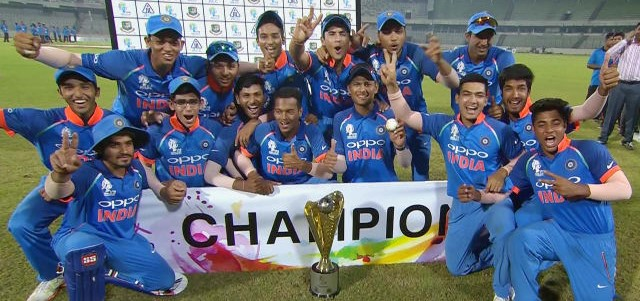 India defeats Sri Lanka by 144 runs to lift U-19 Asia Cup title