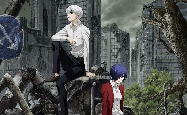 Tokyo Ghoul re Season 2 Sub Indo