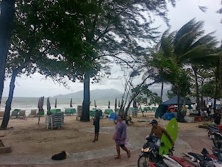Phuket Weather 8 October 2013