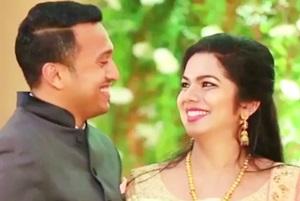 Noami & Sanoop Engagement Highlights