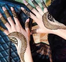 Arabic Mehndi design Pics