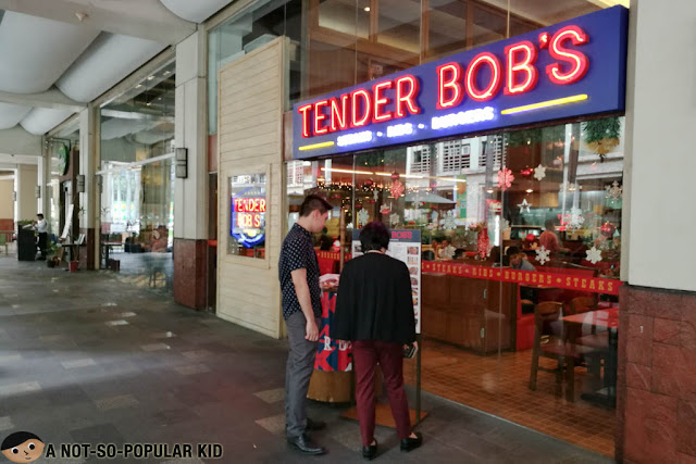 Tender Bob's in Makati City