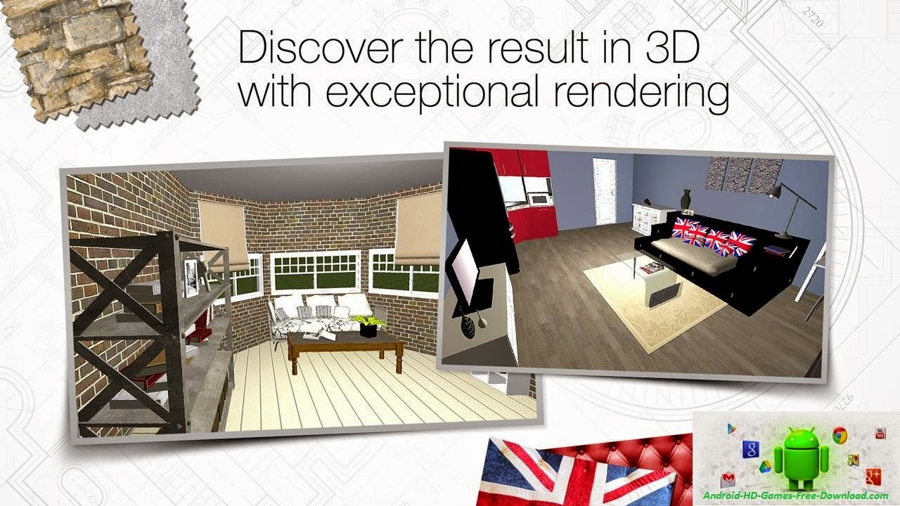 Download Home Design 3d Mod Full Version Apk Terbaru