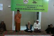 Oman Ketua RT.007, Sampaikan Santunan di Mushollah Al Jihad