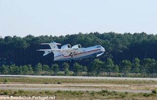 beriev aviao contra incendios