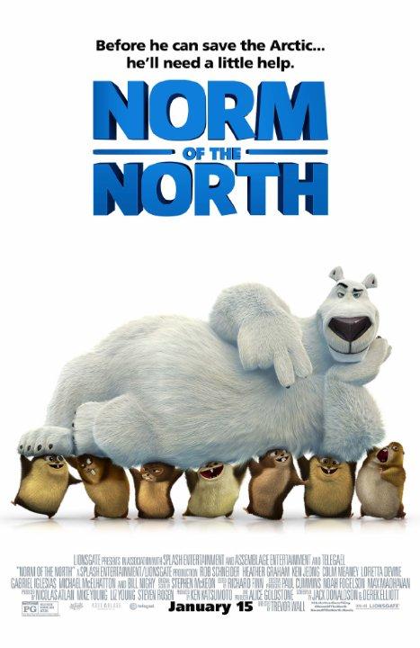 Norm Of The North Deutsch