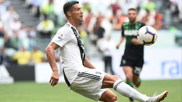 Ronaldo rompe su 'maldición' y anota para la 'Juve'