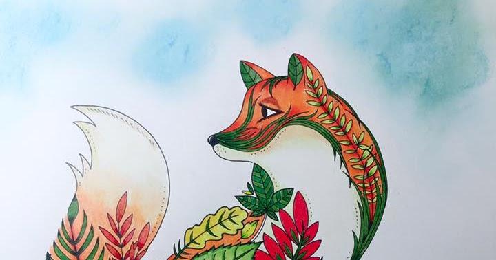 Kolorista Fox In Enchanted Forest