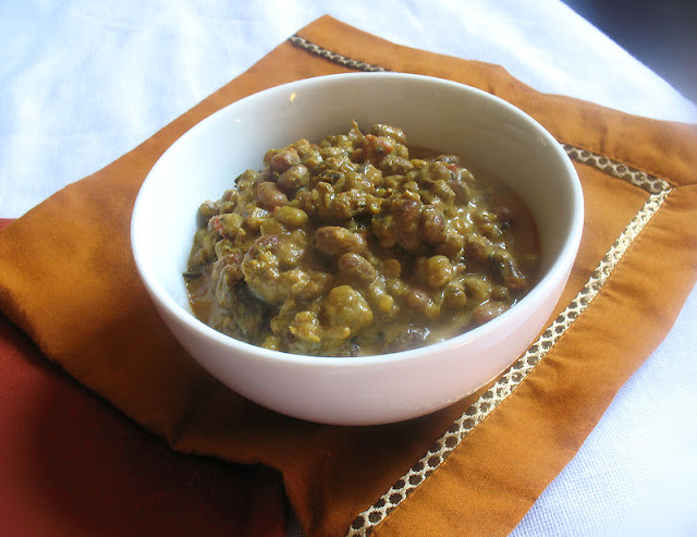 Mung Adzuki Bean Curry
