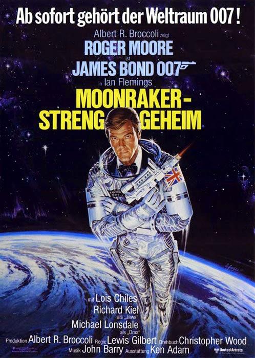 Teaser Poster Moonraker