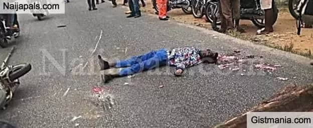 THIS CAN SAVE YOU : DEAF MAN CRUSHED TO DEATH IN DELTA STATE