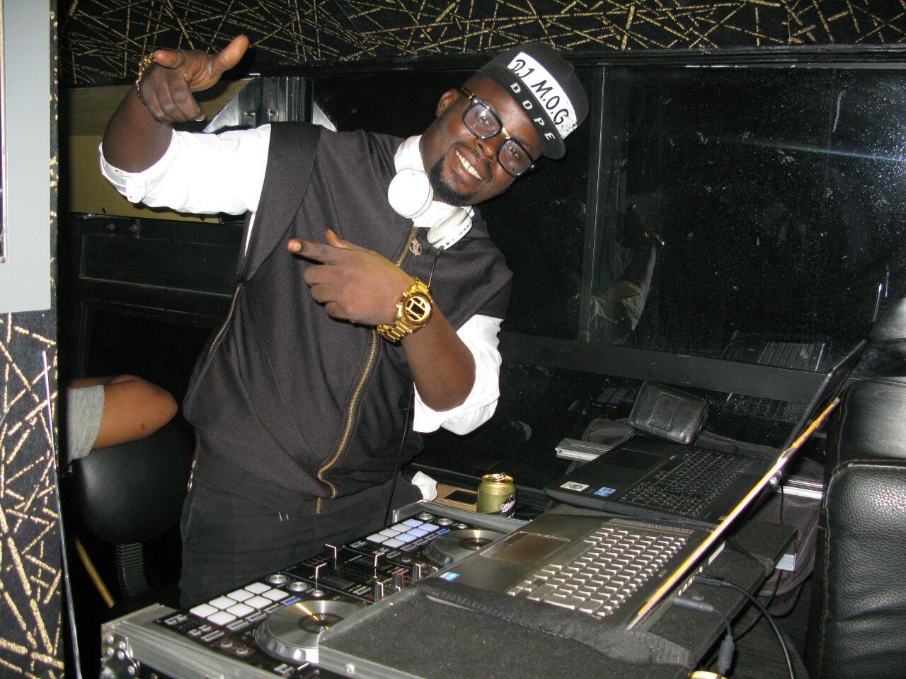 Meet - MC DJ MOG - Tanzania Pulse