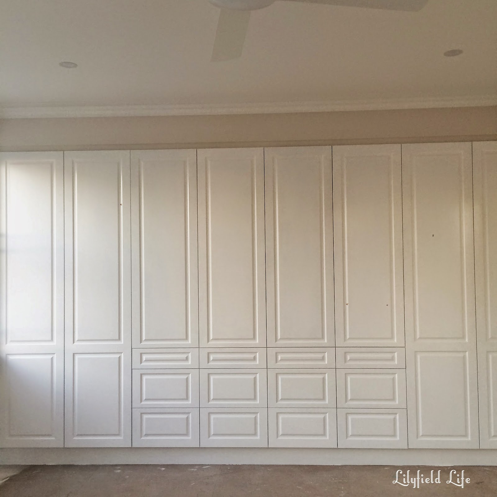 Wardrobes For Sale Sydney Lilyfield Life Master Bedroom Wardrobe Painting Fest