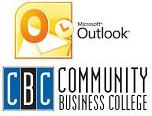 Microsoft Outlook at Community Business College