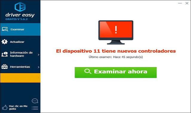Driver Easy Professional 5.6.2.12777, Descargar y actualizar los controladores de tu PC con un solo Click