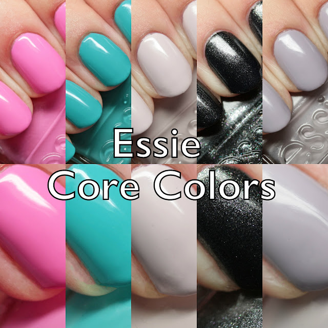 Essie Core Colors