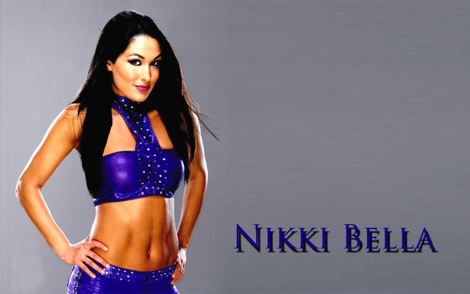Wwe Super Star Nikki Bella Hd Wallpaper And Pictures -3168