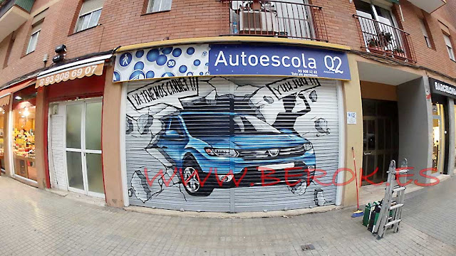 contratar grafiteros Barcelona