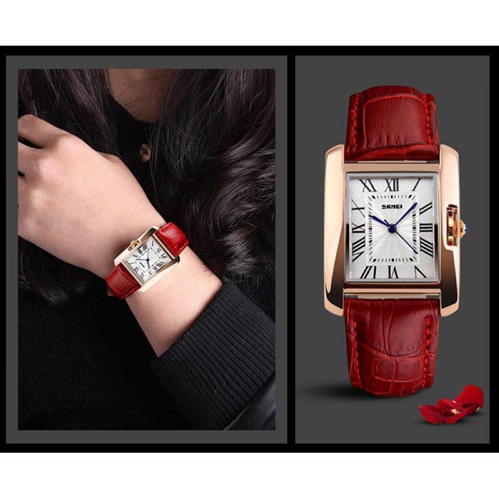 jam tangan wanita skmei original tahan air casio  bde8683dd8