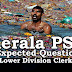 Kerala PSC Model Questions for LD Clerk - 41