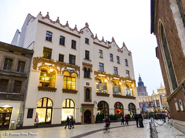 Navidad en Cracovia por El Guisante Verde Project