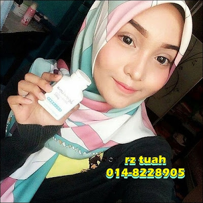 jemaima whitening pills review testimoni