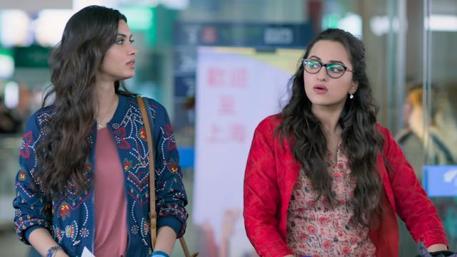 Happy Phirr Bhag Jayegi: Title track depicts Sonakshi Sinha