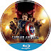 Captain America The First Avenger Bluray Label