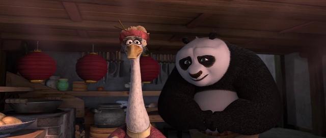 Kung Fu Panda 2 (2011) Dual Audio [Hindi-DD5.1] 720p BluRay ESubs Download