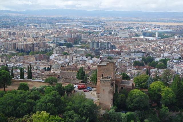 Granada, Andalucía, España
