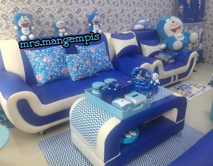 Ruang Tamu Doraemon Home Design